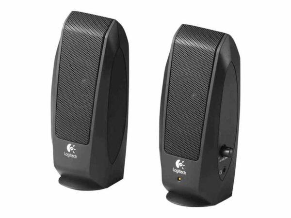Logitech S120 Speaker Black