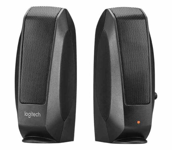 Logitech Speakers black